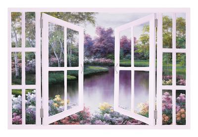 Springtime Symphony Door