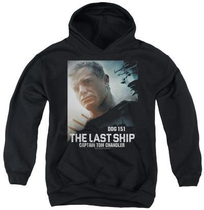 Youth Hoodie: Last Ship - Captain