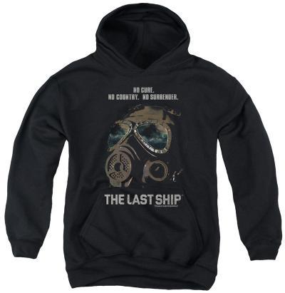 Youth Hoodie: Last Ship - Mask