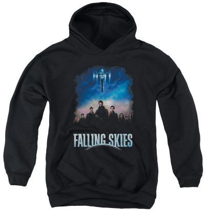 Youth Hoodie: Falling Skies - Main Players