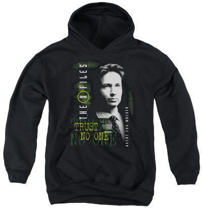 Youth Hoodie: X Files - Mulder