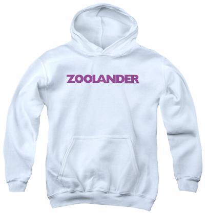 Youth Hoodie: Zoolander - Logo