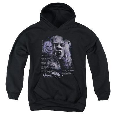 Youth Hoodie: Grimm - Lady Hexenbeast