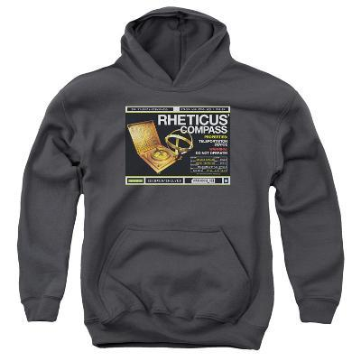 Youth Hoodie: Warehouse 13 - Rheticus Compass
