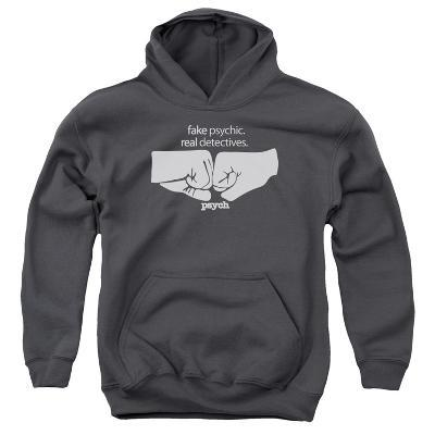 Youth Hoodie: Psych - Fist Bump
