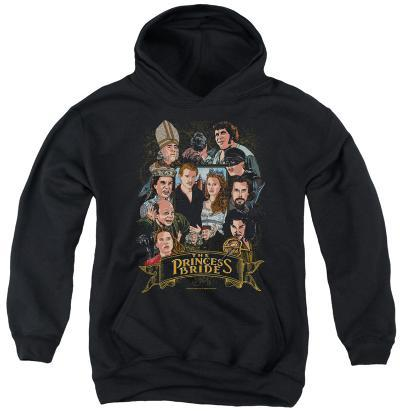 Youth Hoodie: Princess Bride - Timeless