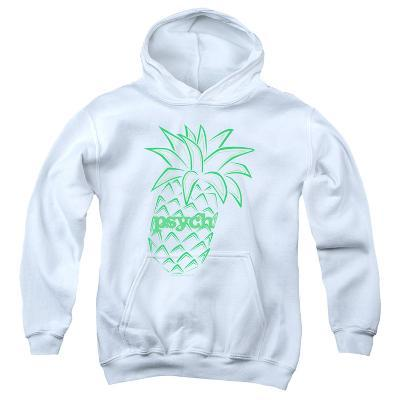 Youth Hoodie: Psych - Pineapple