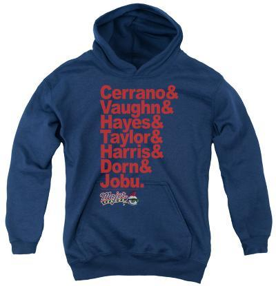 Youth Hoodie: Major League - Team Roster