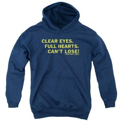 Youth Hoodie: Friday Night Lights - Clear Eyes
