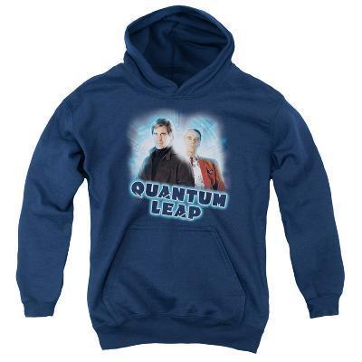 Youth Hoodie: Quantum Leap - Sam & Al