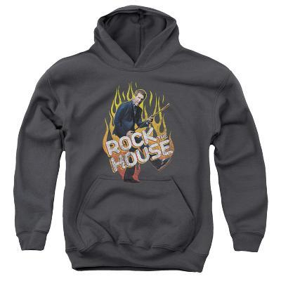 Youth Hoodie: House - Rock The House