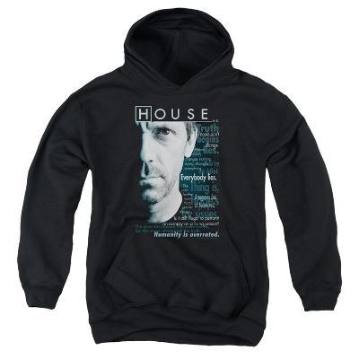 Youth Hoodie: House - Houseisms