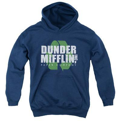 Youth Hoodie: The Office - Recreationycle Mifflin