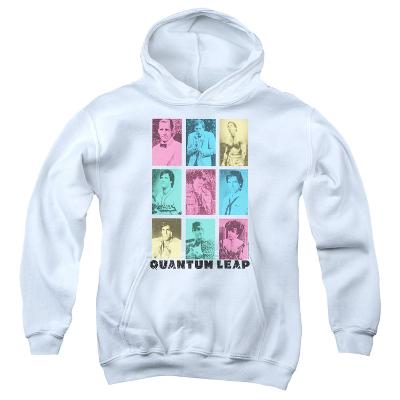 Youth Hoodie: Quantum Leap - Faces Of Sam