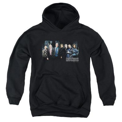 Youth Hoodie: Law & Order SVU - Cast
