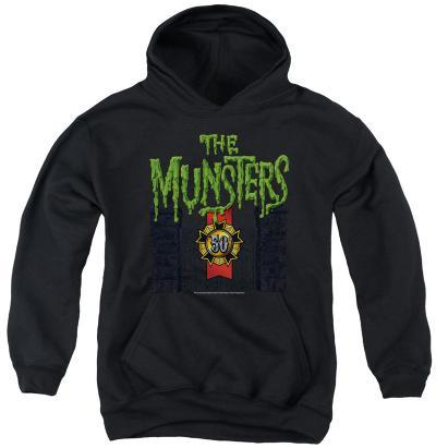 Youth Hoodie: Munsters - 50 Year Logo