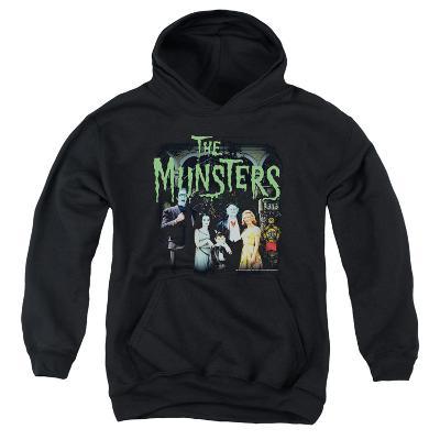 Youth Hoodie: Munsters - 1313 50 Years