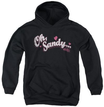 Youth Hoodie: Grease - Oh Sandy
