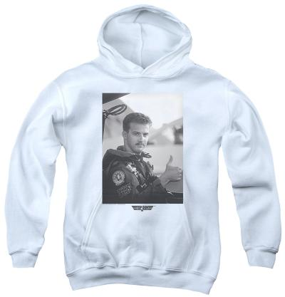 Youth Hoodie: Top Gun - My Wingman