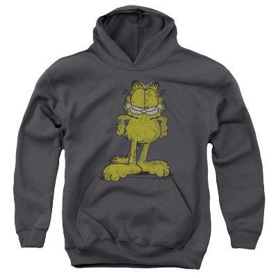 Youth Hoodie: Garfield - Big Ol' Cat