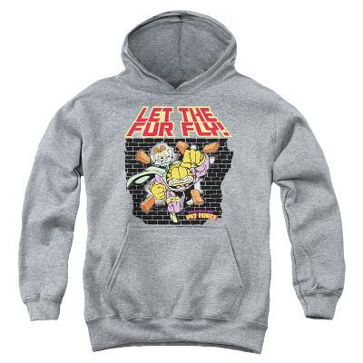 Youth Hoodie: Garfield - Let The Fur Fly
