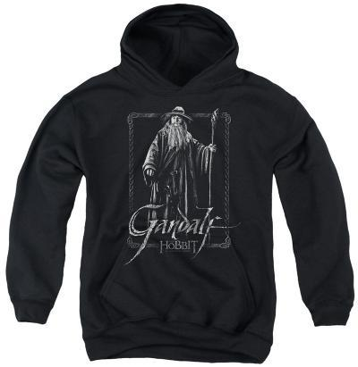 Youth Hoodie: The Hobbit - Gandalf Stare