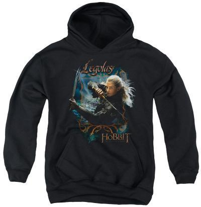 Youth Hoodie: The Hobbit - Knives