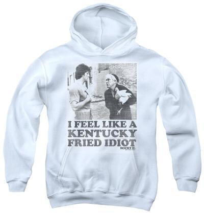 Youth Hoodie: Rocky - Fried Idiot