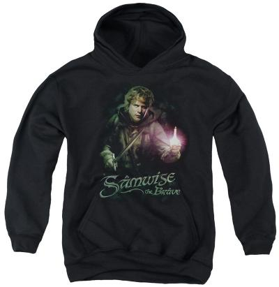 Youth Hoodie: Lord of the Rings - Samwise The Brave