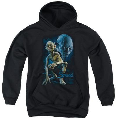 Youth Hoodie: Lord of the Rings - Smeagol