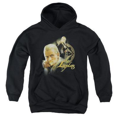 Youth Hoodie: Lord of the Rings - Legolas