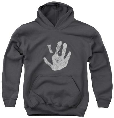Youth Hoodie: Lord of the Rings - White Hand