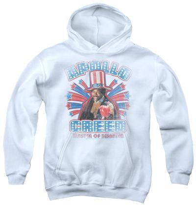 Youth Hoodie: Rocky - Apollo Creed