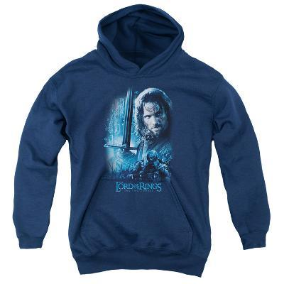 Youth Hoodie: Lord of the Rings - King In The Making
