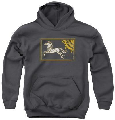 Youth Hoodie: Lord of the Rings - Rohan Banner