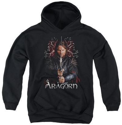 Youth Hoodie: Lord of the Rings - Aragorn