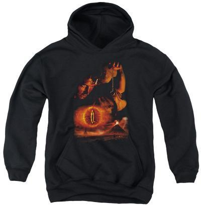 Youth Hoodie: Lord of the Rings - Destroy The Ring
