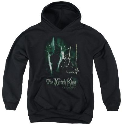 Youth Hoodie: Lord of the Rings - Witch King