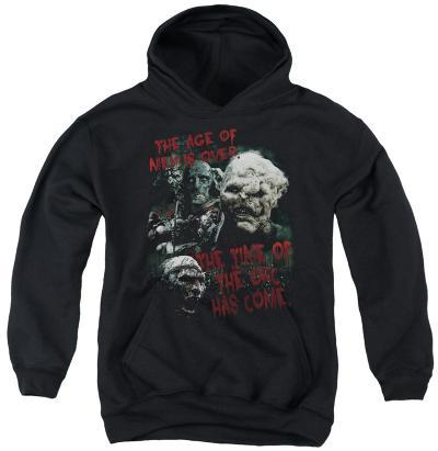 Youth Hoodie: Lord of the Rings - Time Of The Orc