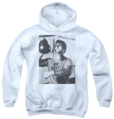 Youth Hoodie: Rocky - Square