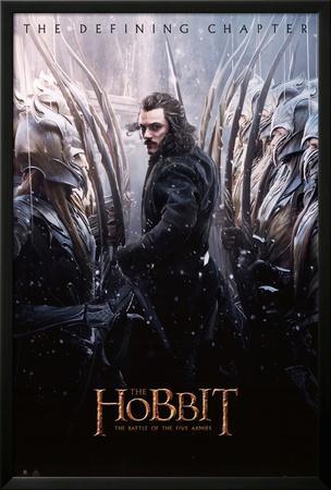 The Hobbit - Battle of Five Armies Bard