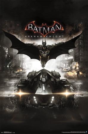 Arkham Knight - Cover