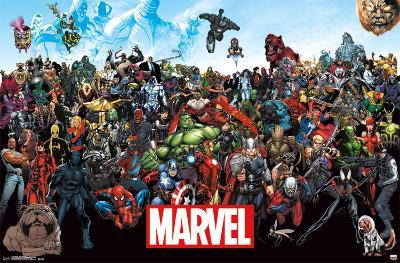 Marvel - The Lineup 15