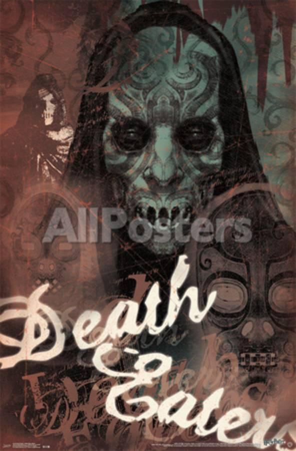 Harry Potter - Death Eater Masks