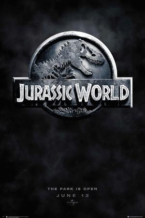 Jurassic World Logo Teaser