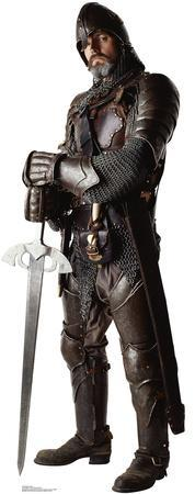 Knight in Armor Lifesize Standup