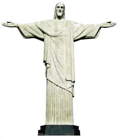 Christ the Redeemer - Brazil Standup