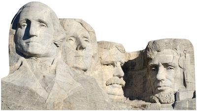 Mount Rushmore National Monument Standup