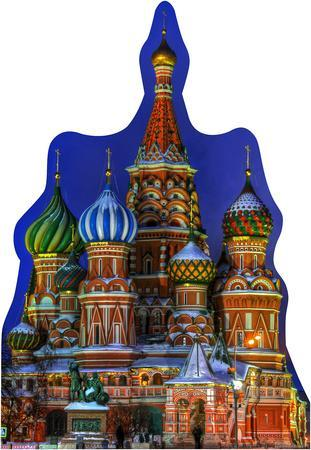 Saint Basil's Cathedral Standup