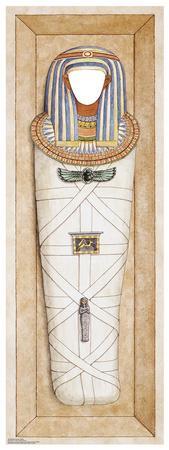 Mummified Pharaoh - Stand In